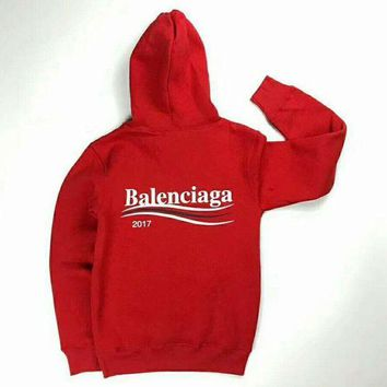 ONETOW balenciaga long sleeve hedging pullover sweater hoodies black g jj lhycwm 4