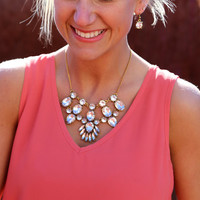 Your Juliet Necklace {Clear}