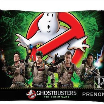 Best Custom Pillow Case Ghostbusters Rectangle Pillowcases zipper 35x45cm (One Side Print) @180117-81