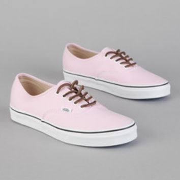 Flatspot - Vans Authentic CA (Brushed Twill) Pink Mist