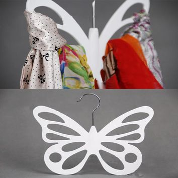 Butterfly Scarf and Shawl Hanger
