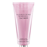 Victoria's Secret Bombshell Pink Diamonds Shimmer Lotion 6.7 Oz