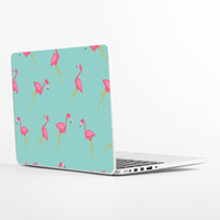 Flamingos Laptop Skin