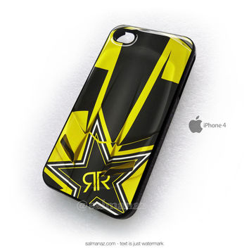 Fox MX V1 Rockstar Motocross iPhone 4, 5, 6 Case Series