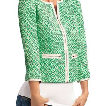 1bce4330392 cabi Clover Tweed Jacket | zulily from zulily | Clothes - Cozy