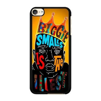 47 Plus Notorious Big  iPod Touch 6 Case