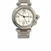Cartier Pasha swiss-automatic mens Watch W31015M7 (Certified Pre-owned)