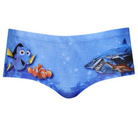 Finding Nemo Low Rise Boypants - Blue