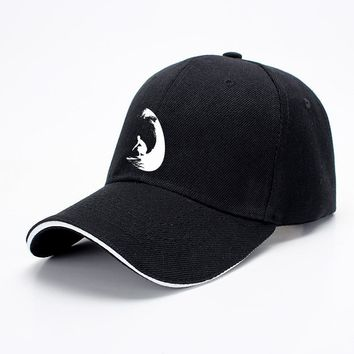 Catch A Wave, Surfing Baseball Cap