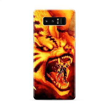 NINE TAILED FOX NARUTO Samsung Galaxy Note 8 Case