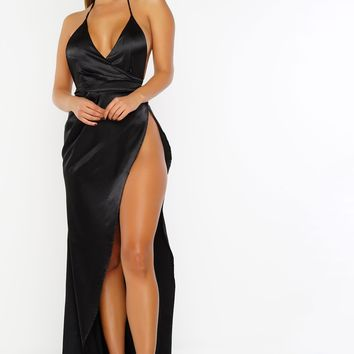 Isabella Dress - Black