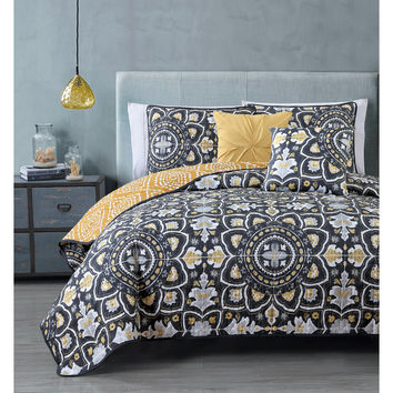 Avondale Manor Ibiza 5-piece Quilt Set   Overstock.com Shopping - The Best Deals on Quilts