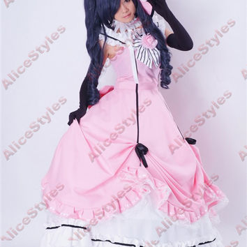 Black Butler Ciel Phantomhive Cosplay Dress Dance Outfit Custom made to order