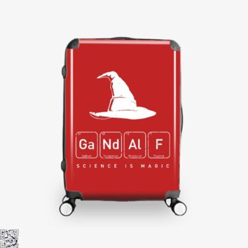 Gandalf's Magical Science, Lord Of The Rings Suitcase