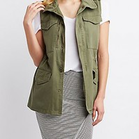 FLAP POCKET UTILITY VEST