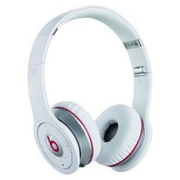BEATS by Dr. Dre Wireless Over-Ear Headphones - White (900-00010-01)