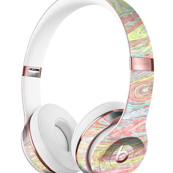 Slate Marble Surface V36 Full-Body Skin Kit for the Beats by Dre Solo 3 Wireless Headphones