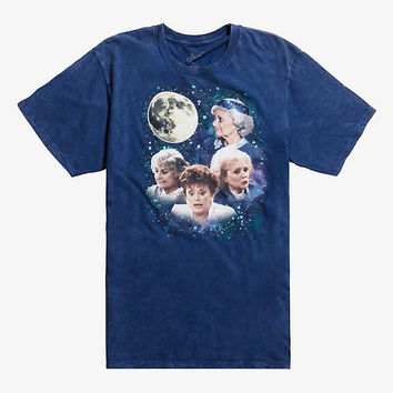 The Golden Girls Group Moon T-Shirt