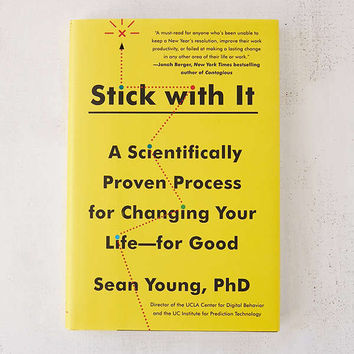 Stick With It By Sean Young | Urban Outfitters