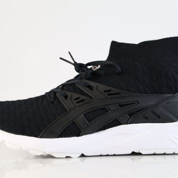 BC QIYIF Asics Gel Kayano Trainer Knit MT Black H7P4N 9090