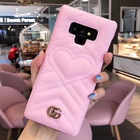 Perfect  Gucci Phone Cover Case For Samsung Galaxy s8 s8Plus note 8/9