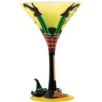Wicked Witch (5th) - Martini Glass