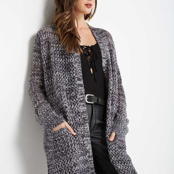 New Age Sweater Maxi Cardigan