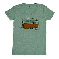 Explore Camper - Heather Green