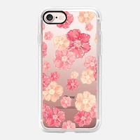 Blossoms - Transparent/Clear background iPhone 7 Case by Lisa Argyropoulos | Casetify