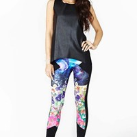 Cosmic Bloom Leggings