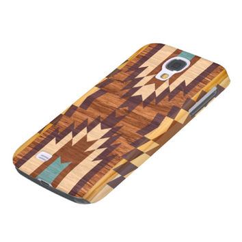 FALL iPhone5 Case Boho iPhone 4 Case iPhone 5s Case Wood Print iPhone 4s Case iPhone 5c Boho iPhone Case Chevron iPhone Case Galaxy S4 Case