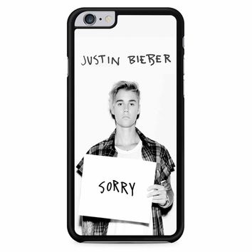 Justin Bieber Sorry iPhone 6 Plus / 6S Plus Case