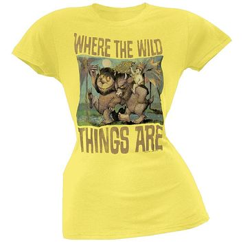 Where The Wild Things Are - Marching Juniors T-Shirt