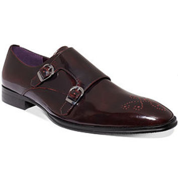 Bar III - 'Carrick' Monk Strap Shoes, Burgundy