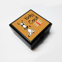 The Holy Cow ! Accessory Box | Artist : Susruto Mukherjee