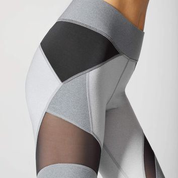 Michi Glacier Legging - Moonstone Grey