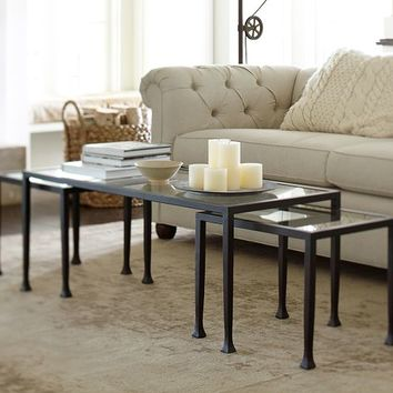 TANNER NESTING COFFEE TABLE