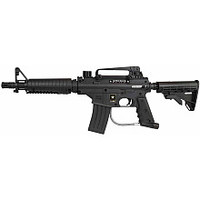 TIPPMANN U.S. Army Alpha Black Elite Semi-Automatic .68-Caliber Paintball Marker