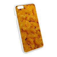Mac N Cheese - Macaroni and Snap On Hard Protective Case for Apple iPhone 6
