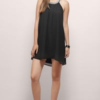 Serenity Halter Shift Dress $42