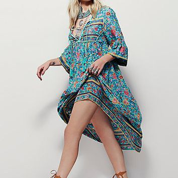 Free People Folk Town Boho Dress