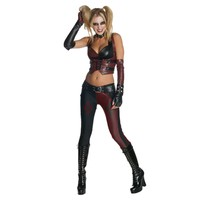 Newegg.Com - Batman Arkham City Sexy Harley Quinn Adult Costume