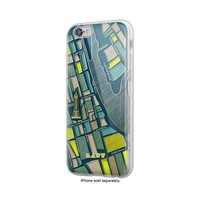 LAUT - Nomad Case for Apple® iPhone® 6 - Teal/Blue/Green