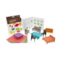 Origami Set: Furniture