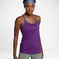 The Nike Miler Women's Running Tank.