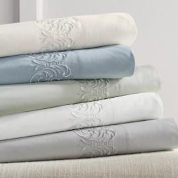 Resort Egyptian Cotton Thermal Blanket | Frontgate