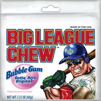 Big League Chew - Original Bubble Gum