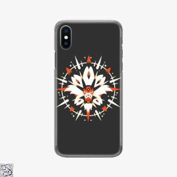 Radiant Sun, Pokemon Phone Case