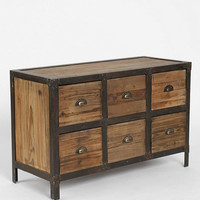 Packard 6-Drawer Console - Urban Outfitters