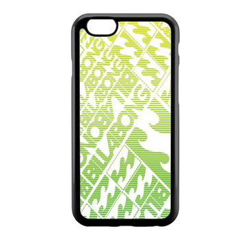 billabong green iPhone 6 Case